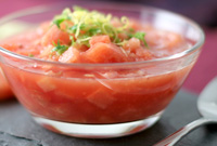 Alkalyzing Summer Watermelon Soup