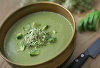 Raw Vegan Healing Miso Soup