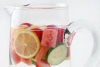 Raw Fruit Water Elixir