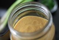 Raw Vegan Savory On-the-Go Soup
