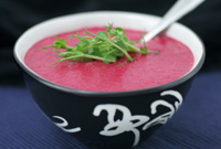 Raw Vegan Vampy Hemp Soup